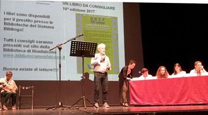 La commissione e Mauro Piani